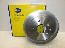 REAR BRAKE DISC FITS NISSAN 1 ->  RENAULT KOLEOS 08 -> 10