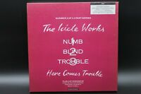 "The Icicle Works - Here Comes Trouble (1988) (Vinyl 12"") (BEG 220T, IW3)"