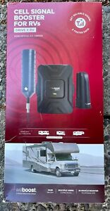 weBoost 471410 Drive X RV Motorhome Camper Cell Phone Signal Booster