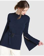 Pulls et cardigans bleus en polyamide pour femme taille 38