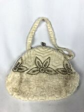 Vintage Beaded Evening Bag Purse Saks Fifth Avenue Exclusive Made In Belgium