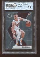 Tyler Herro RC 2019-20 Mosaic #223 Base Rookie GEM MINT 10