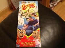 Gullivers World Kingdom Resort Theme Park 2017 Multi Park  Brochure Leaflet NEW