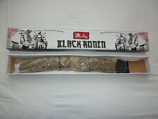 More details for united cutlery black ronin scabbard    ** new in box **