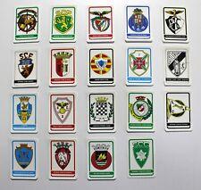 Portuguese League Clubs Calendars 1988 Teams Benfica Porto Portugal Football