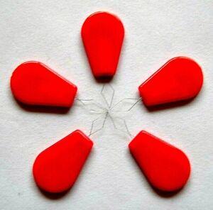 5  Nadel Einfädler rot