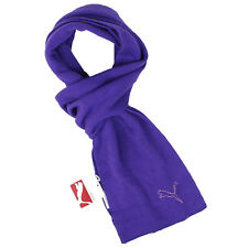 Woman's PUMA Darsey Winter Scarf Ultra Violet One Size Fits All $35