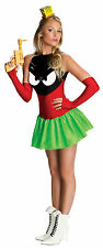 Women's Marvin The Martian Secret Wishes Sexy Costume XS