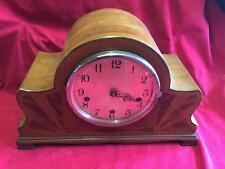 Vintage Other Wooden Antique Clocks