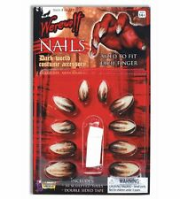 Werewolf Deluxe Nails Claws Costume Accessory
