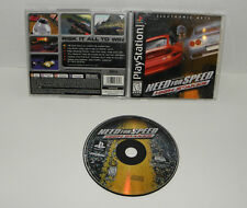 Need for Speed: High Stakes (Sony PlayStation 1, 1999)