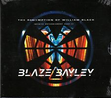 Blaze Bayley - The Redemption of William Black - Infinite Entanglement Part3 -CD