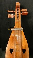 Capo - Appalachian Mountain Lap Dulcimer * Hand Made in U.S.A.* Brass Fittings