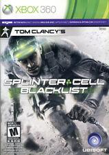Tom Clancy s Splinter Cell - Blacklist (Trilingual Cov