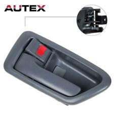 91006 Inside Door Handle Gray Front/Rear Left Driver Side For Toyota Camry 97-01