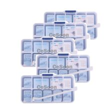 HOT 5Set Dental Orthodontic Mould Mini Accessories Ortho Injection FREE SHIPPING