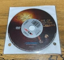CAVE OF FORGOTTEN DREAMS DISC ONLY Dvd, A WERNER HERZOG FILM,