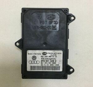 Genuine OEM Hella AFS Leistungs Module 4F0 941 329 D 5DF 009 368-10 AA USED