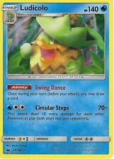 Pokemon SM Celestial Storm Card: Ludicolo - 38/168 - Rare Holo