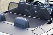 Windschott passend für VW Eos Bj.2006-2012 schwarz mit Federsystem NEU