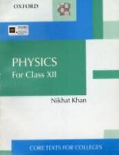Physics for Class XII