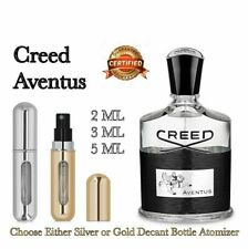 Creed Aventus for Men EDP Perfume Cologne: 🥇Silver / Gold Decants 5ML or 10ML🥇