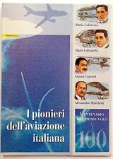 FOLDER FILATELICO - I PIONIERI DELL'AVIAZIONE ITALIANA - 2003 - [RN10]