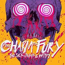 The Charm the Fury - The Sick, Dumb And Happy [New CD]