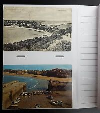Modern Album of 200 Postcards, All Of Cornwall, Inc St Ives, Falmouth, Tintagel