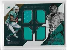 Jarvis Landry 2014 Absolute quad jersey #d 91 / 249  RC   BROWNS / DOLPHINS