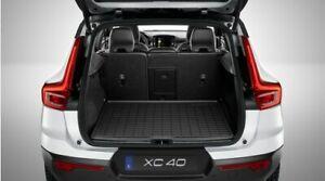 Volvo Original XC40 Innenraummatten aus geformtem Kunststoff