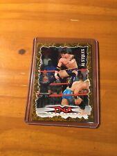 2004 Pacific TNA Autographs #72 Chris Vaughn Auto Autographed Wrestling Card