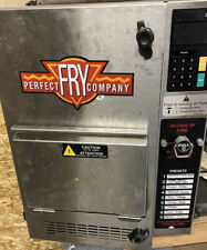 Perfect Fry Company Pfc5708 Ventless Hoodless Countertop Deep Fryer 5.7kw 208v