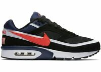 "Men's Nike Air Max BW Premium 819523-064 Olympic USA Sz 13 ""American flag"""