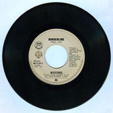 Philippines MADONNA Borderline 45 rpm Record
