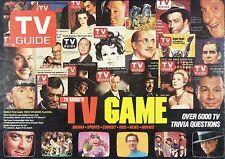 Vintage TV Guide TV Board Game