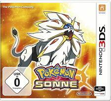 Pokémon Sonne (Nintendo 3DS, 2016)