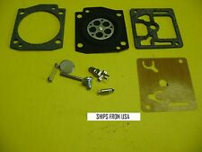 RB-36 CARBURETOR REPAIR KIT FITS ZAMA C3M-S SERIES STIHL O44 MS440 MAGNUM DR119