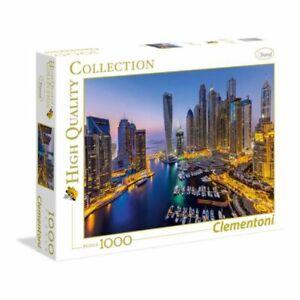 CLEMENTONI PUZZLE DUBAI 1000 pièces 39381