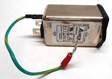 DELTA EMI FILTER, 06BEEG3H, 115/250 VOLTS, 6 AMPS, FILTER IEC CONNECTOR