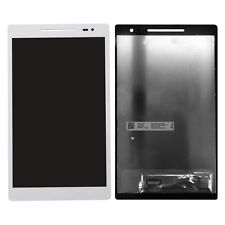 GLS DISPLAY LCD +TOUCH SCREEN ASUS ZENPAD 8.0 P024 380KL BIANCO ASSEMBLATO VETRO