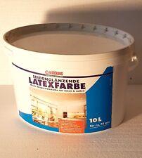 Wilckens Latexfarbe seidenglanz abwaschbar Dispersionsfarbe innen/außen(3,10€/L)