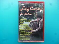 "JON JEDSON  "" EASY COUNTRY ""  CASSETTE"