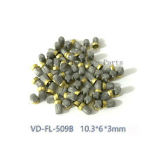 500pcs Diesel Fuel Injector Micro Filter - Metal mesh For Aisan fuel injector
