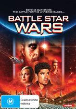 Battle Star Wars  - DVD - NEW Region 4
