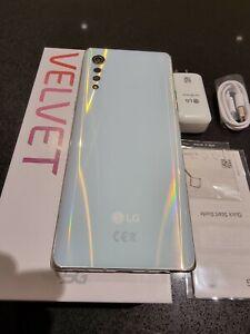 LG Velvet 5G LMG900EM - 128GB - Aurora White (Unlocked) (Single SIM)
