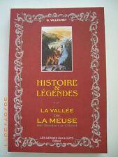VILLECHET Contes Légendes Vallée de la Meuse Ardennes  TBE