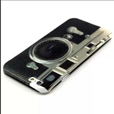 Stylish Large Lens Video Movie Camera Pattern Case Cover For iPhone 6 4.7 Inch