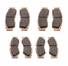 MudRat Brake Pads for Yamaha YXZ1000R SS 2017 - 2019 Front & Rear by Race-Driven