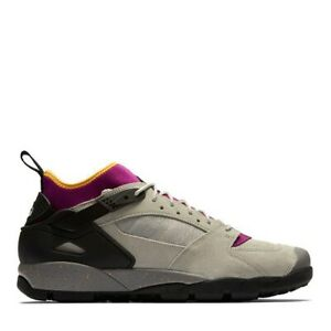 New Nike ACG Air Revaderchi Mid top Hiking Shoes Granite AR0479 001 $140 Retail